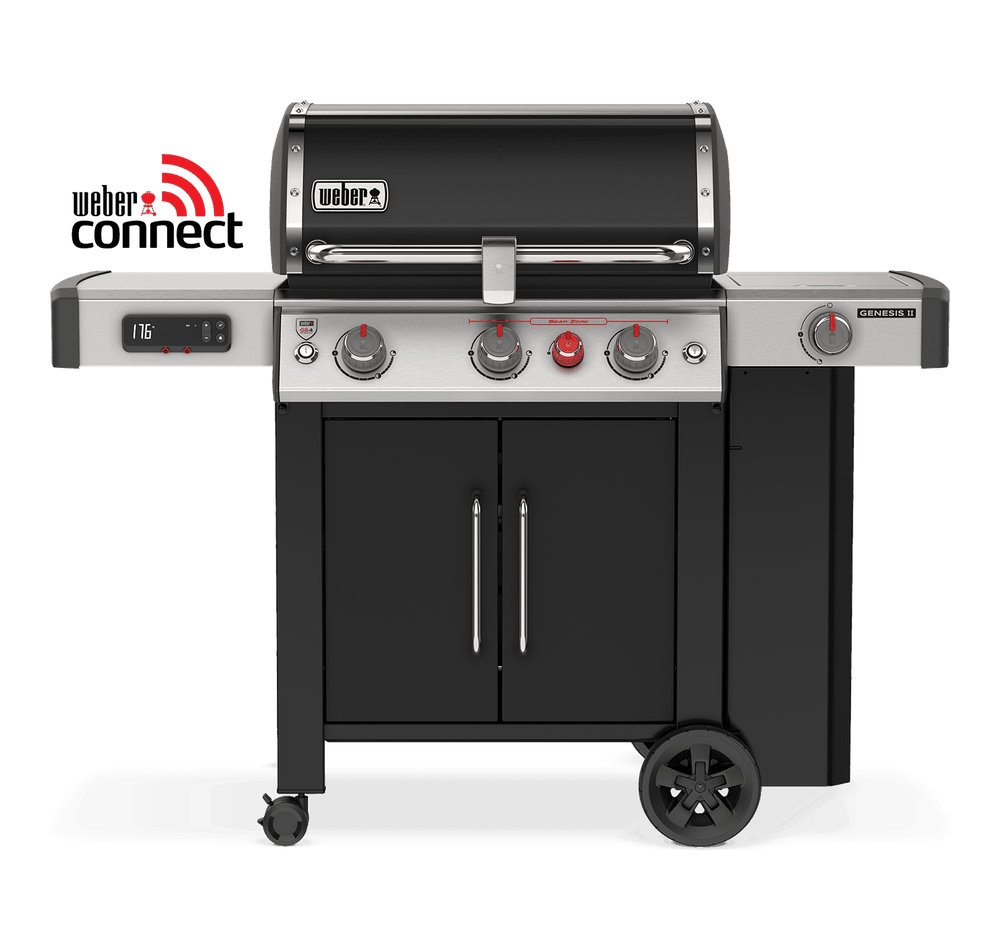 Genesis II EX-335 GBS Smart barbecue View
