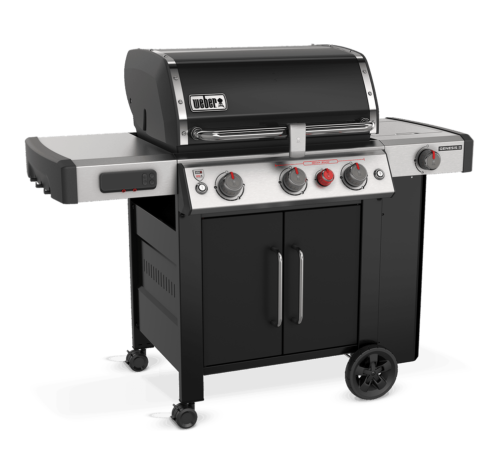 Barbecue intelligent Genesis II EX-335 GBS View