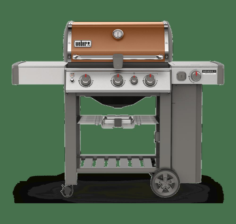 Genesis® II SE-330 Gas Grill View