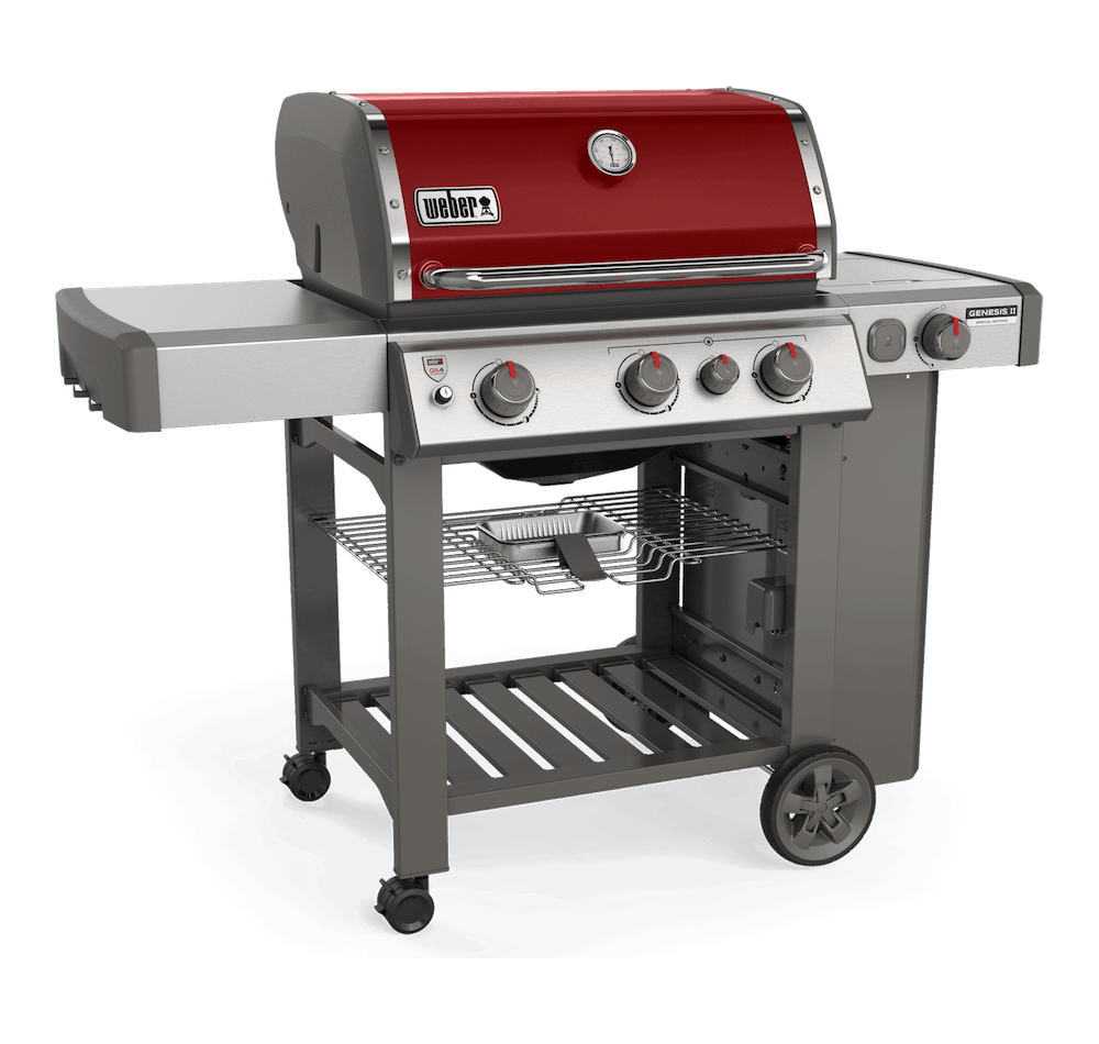 Genesis® II CE-330 Gas Grill  View