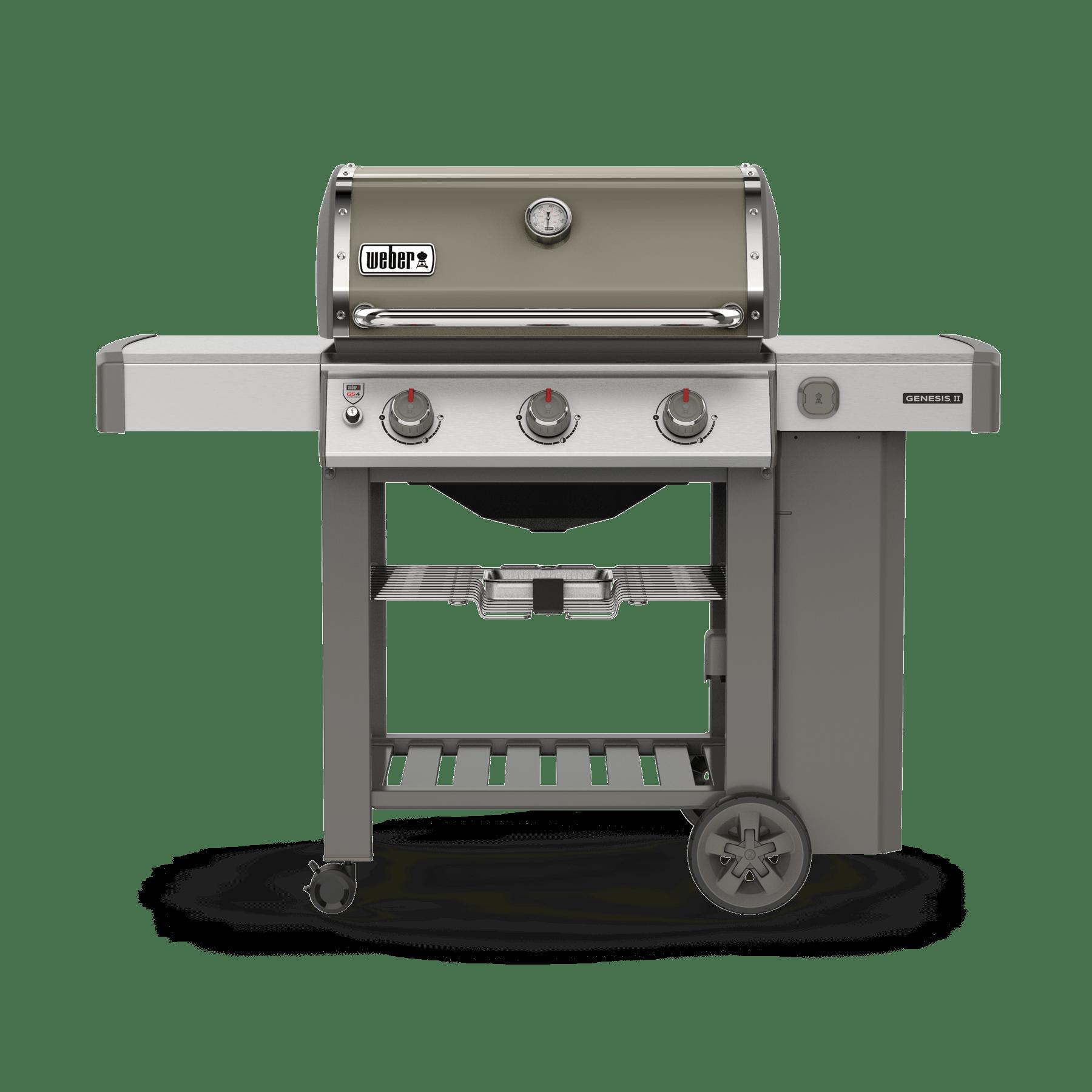 Plynový gril Genesis® II E-310 GBS