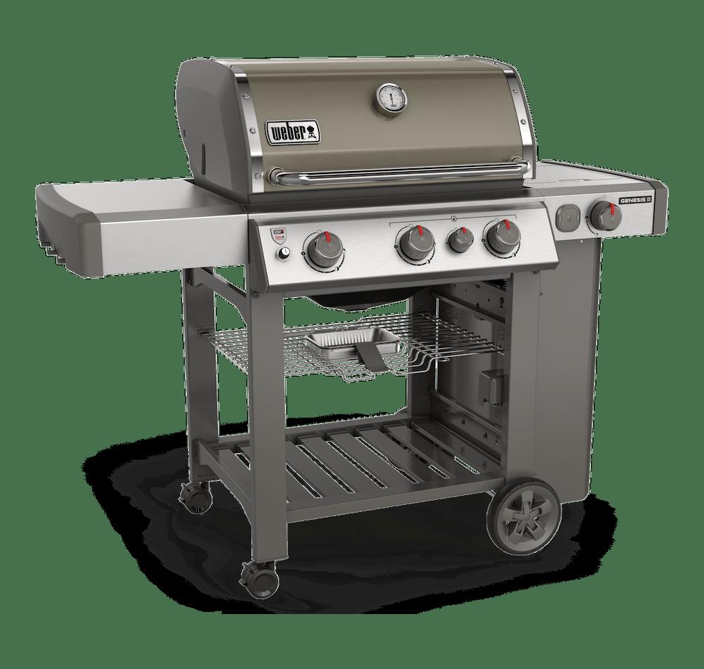 Genesis® II E-330 Gas Grill View