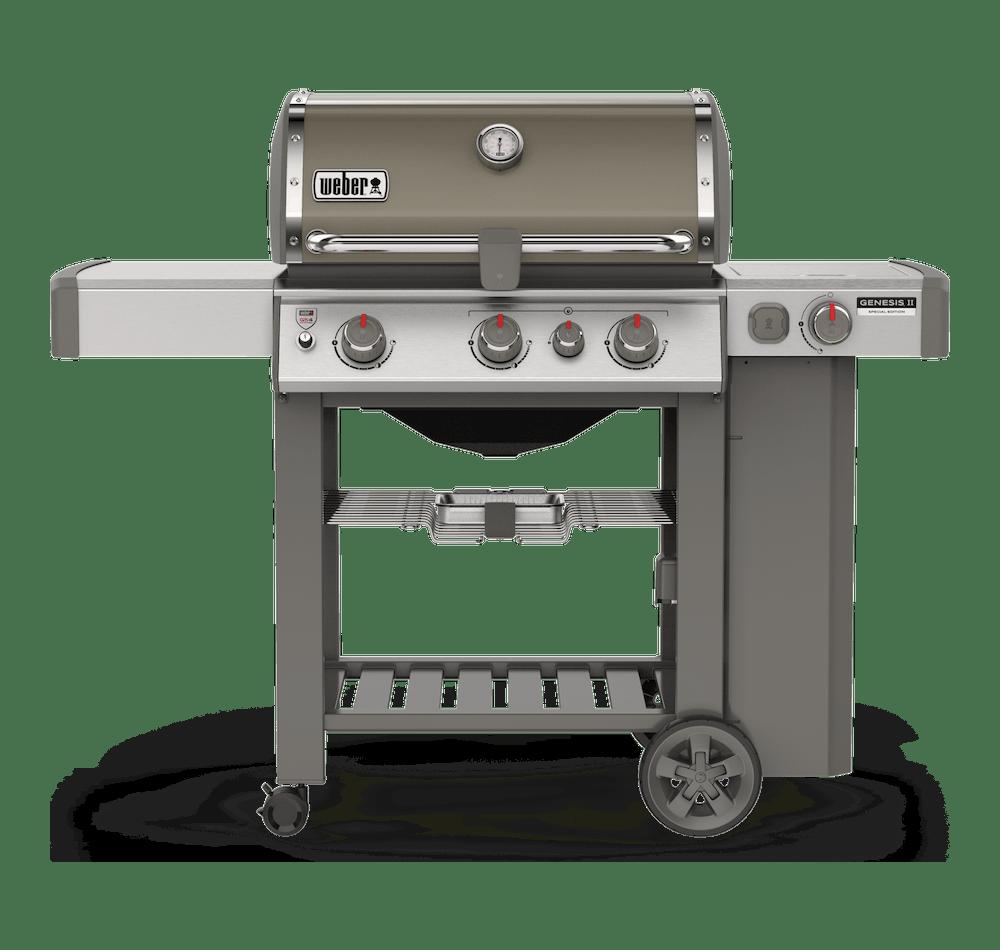 Genesis Ii Se 330 Gas Grill Genesis Ii Series Gas Grills Weber Grills