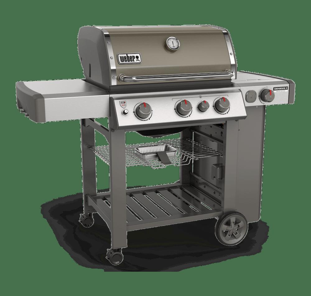 Barbecue au gaz GenesisᴹᴰIICE-330  View