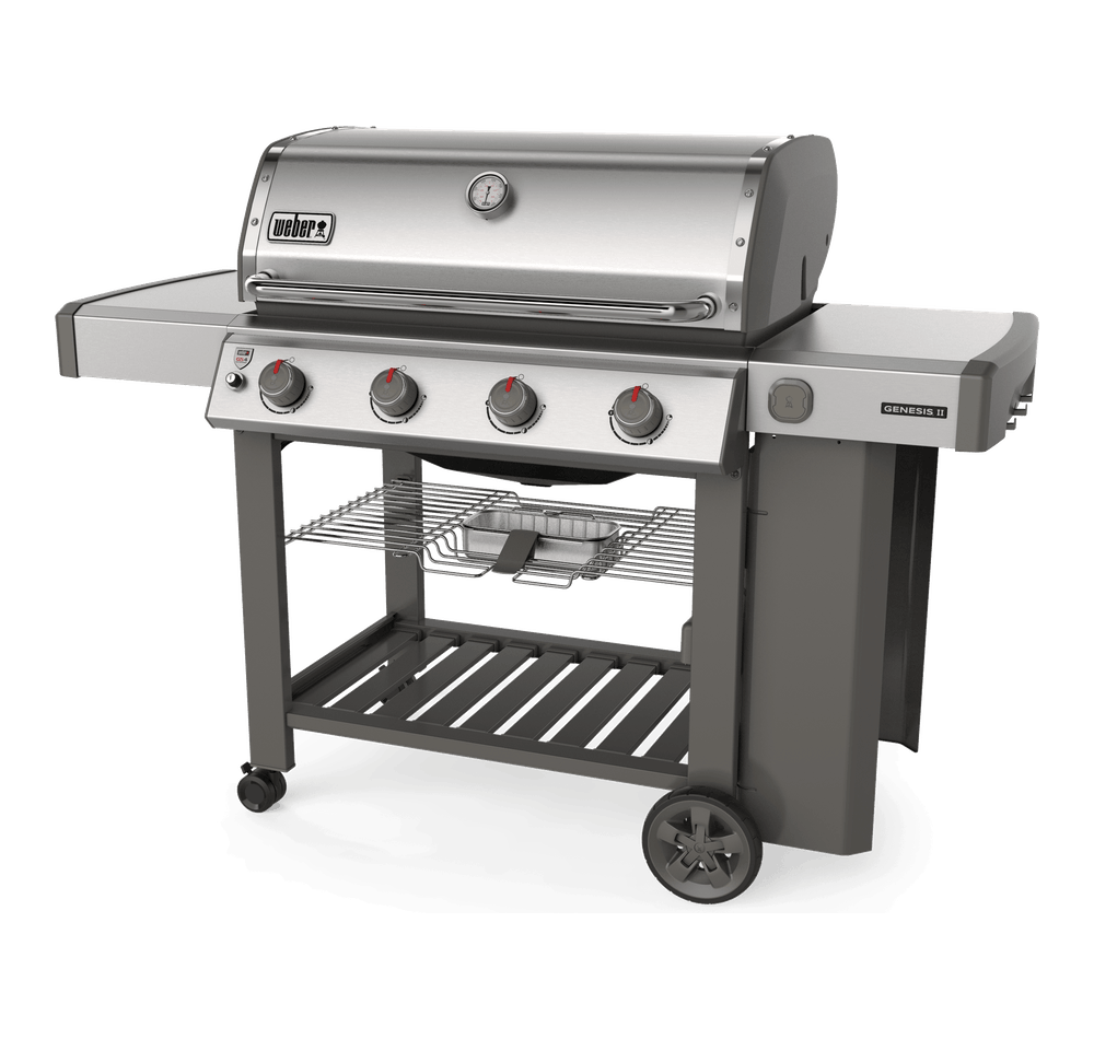Barbecue a gas Genesis® II S-410 GBS  View