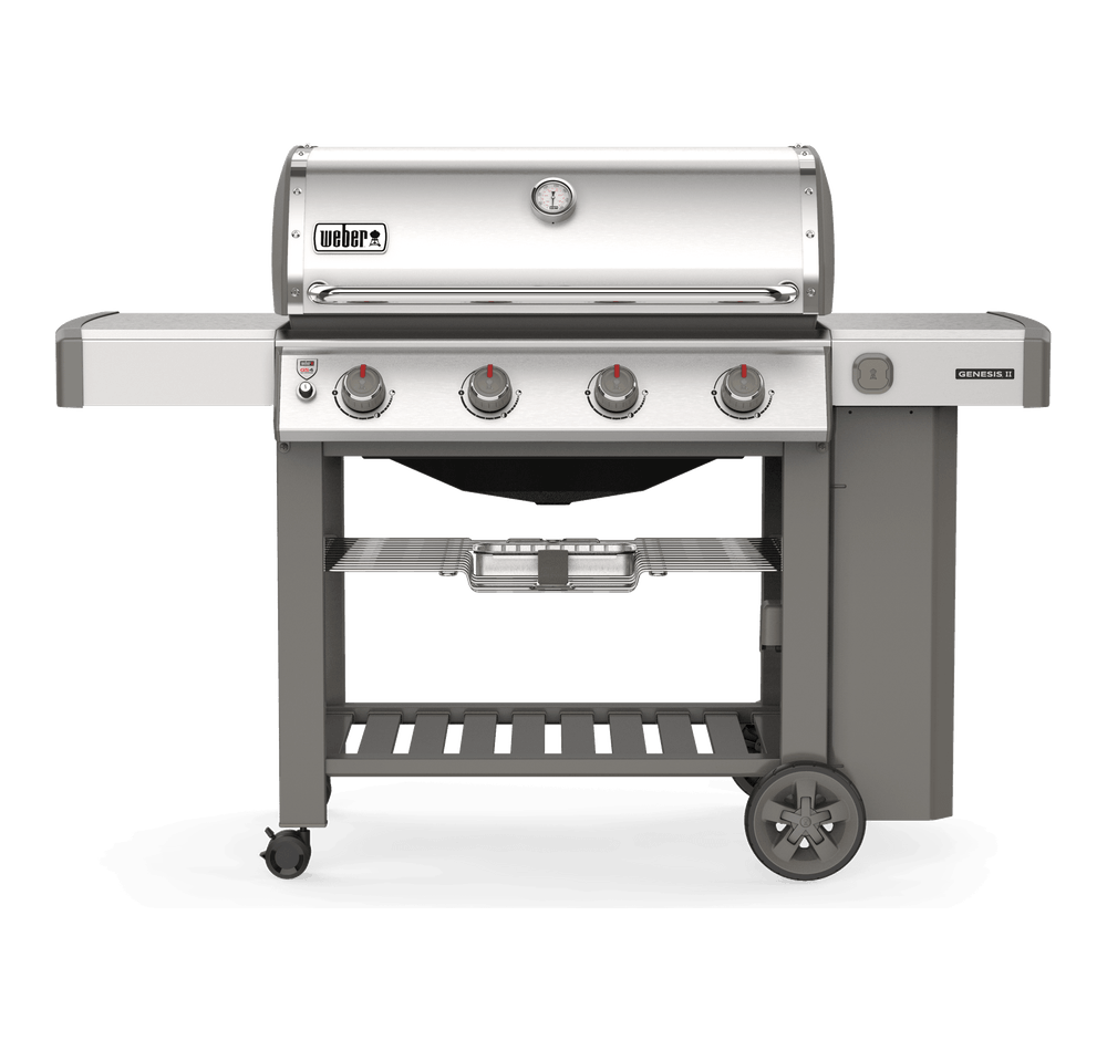 Genesis® II S-410 GBS Gas Barbecue  View