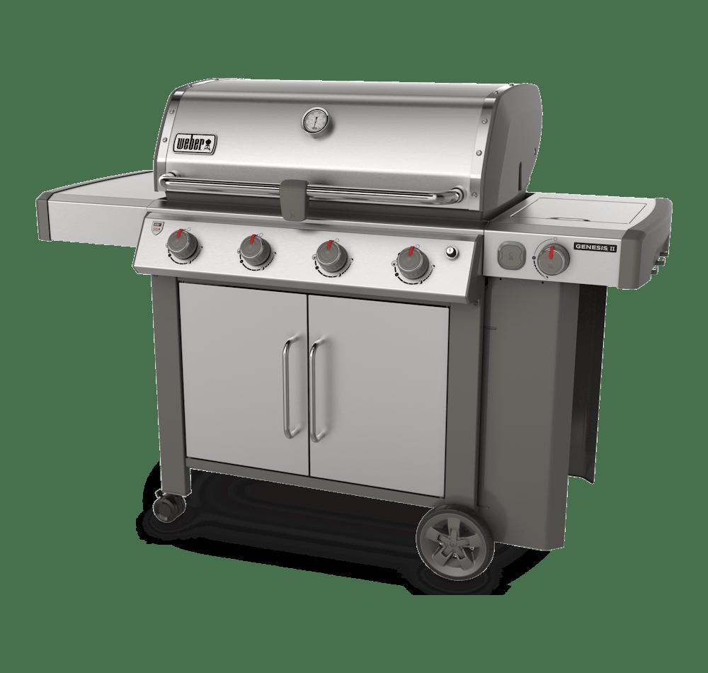 Genesis® II S-455 GBS Gas Grill  View