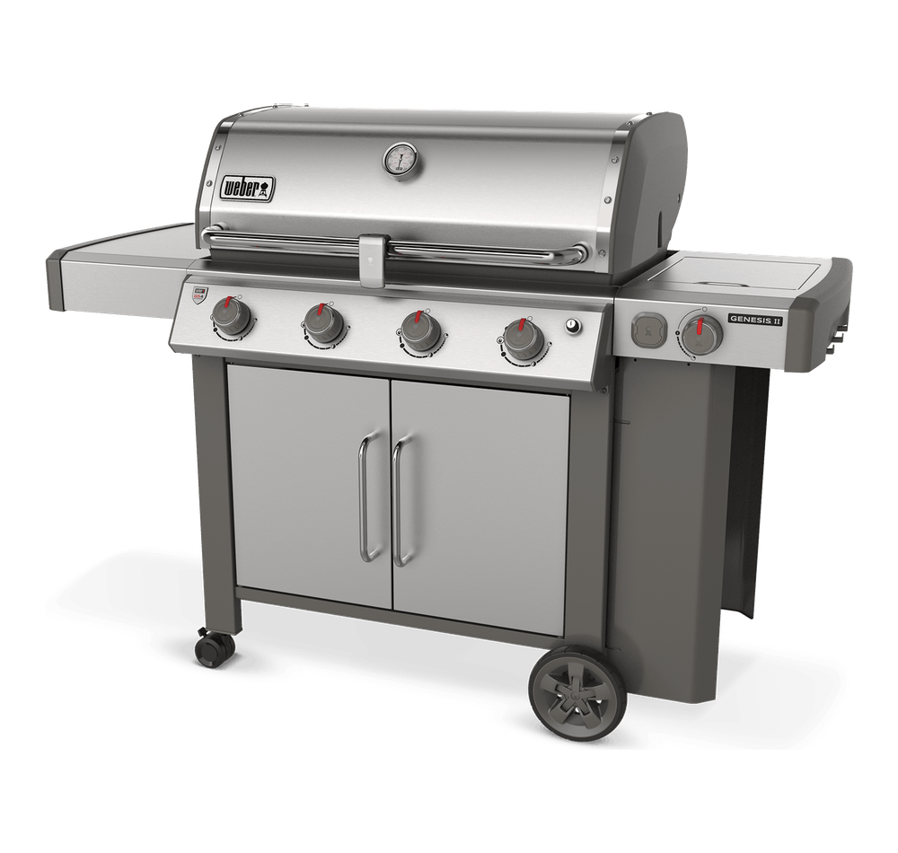 Genesis® II S-455 Premium Gas Barbecue View