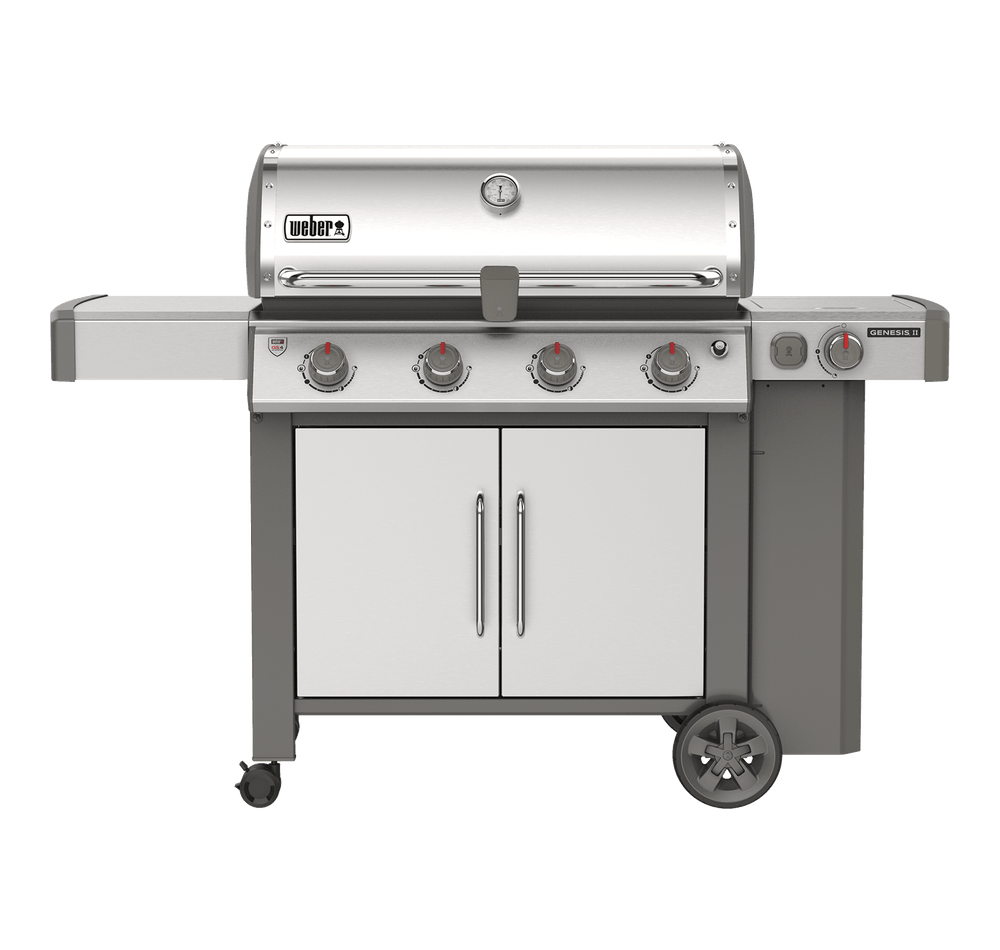 Genesis® II S-455 Premium Gas Barbecue View