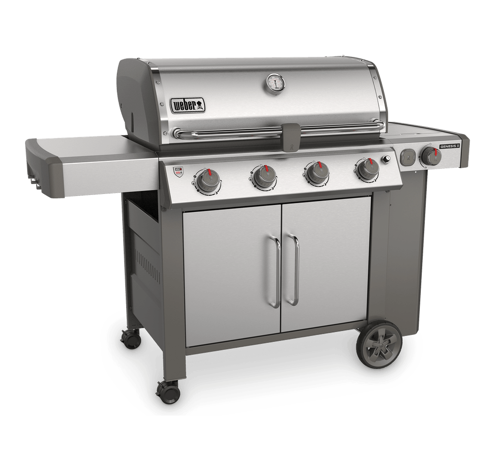 Genesis® II S-455 Premium Gas Barbecue (LPG) View