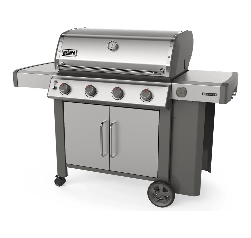 Genesis® II S-415 Gas Barbecue View