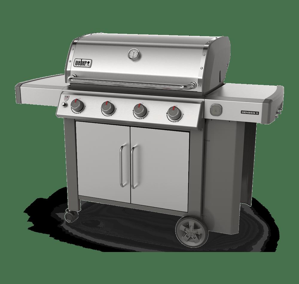 Genesis® II S-415 Gas Barbecue (LPG) View