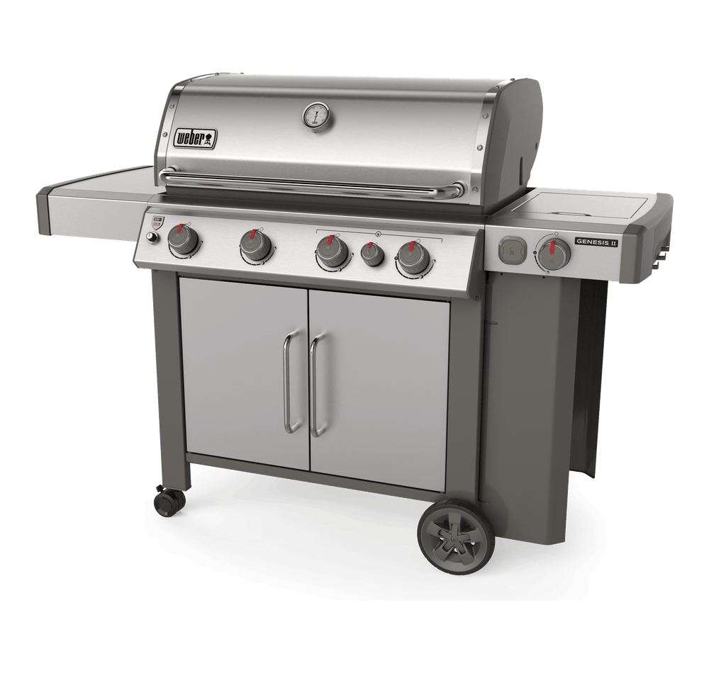 Genesis® II S-435 Gas Grill View