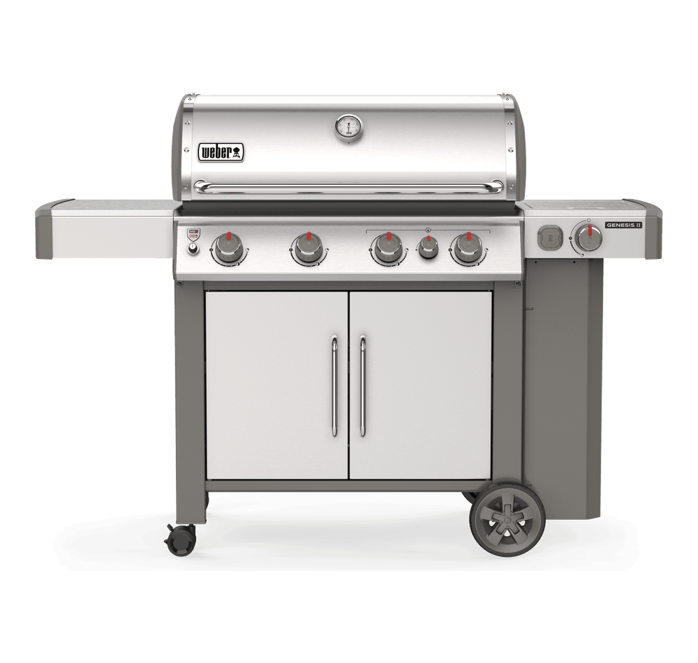 Genesis® II S-435 Gas Grill View