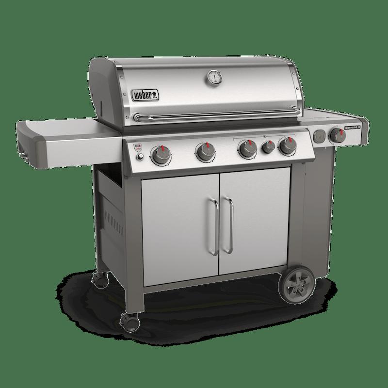Genesis® II S-435 Gas Grill image number 2