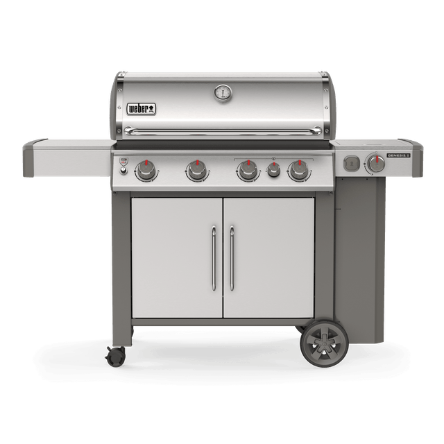 Genesis® II SP-435 GBS Gas Barbecue