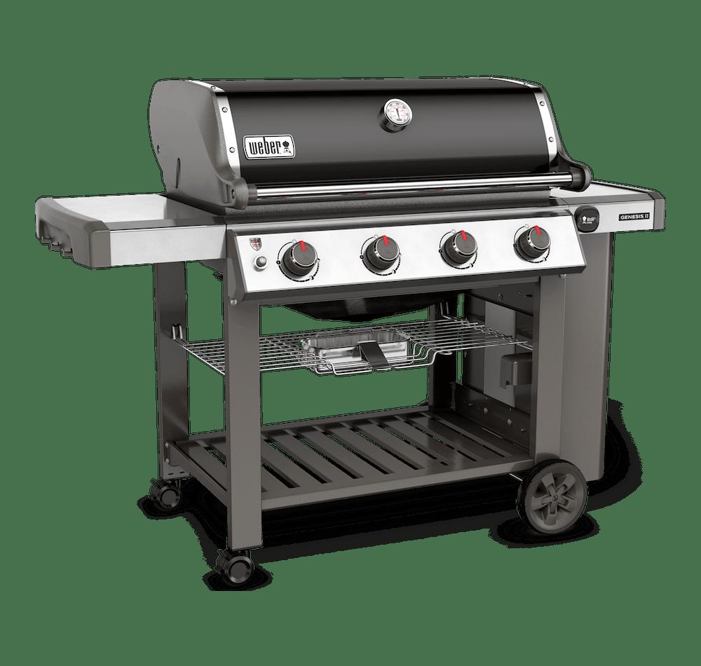 Genesis® II E-410 Gas Grill image 4