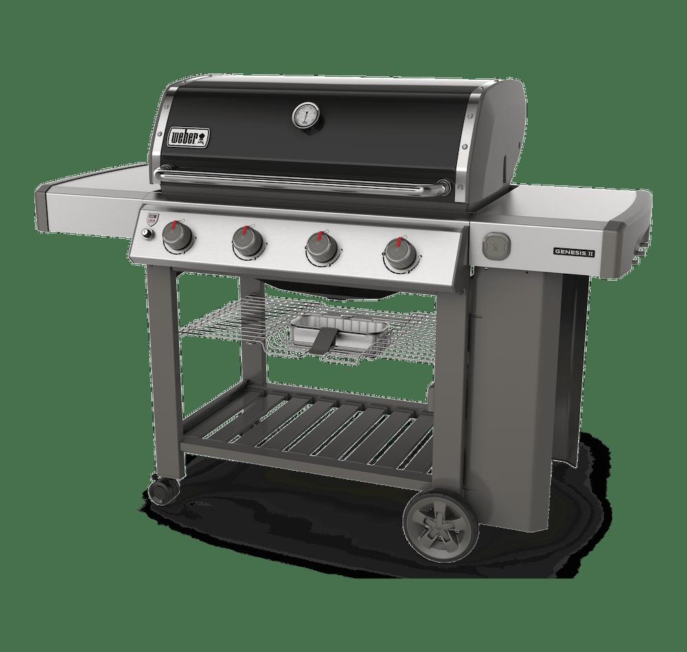 Genesis® II E-410 Gas Grill  View
