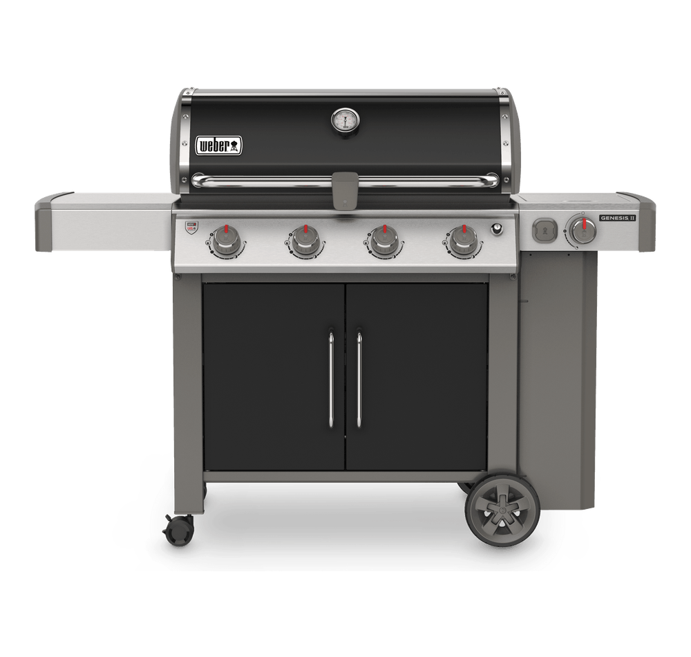Genesis® II E-455 Premium Gas Barbecue View