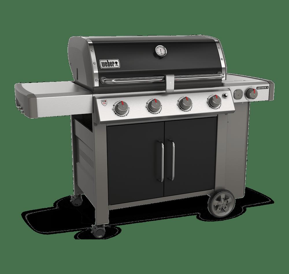Genesis® II E-455 Gas Barbecue (LPG) View