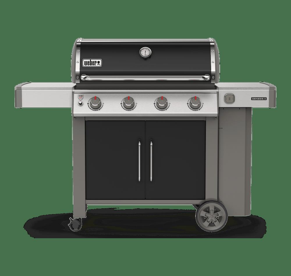 Barbecue à gaz Genesis®II E-415 GBS View
