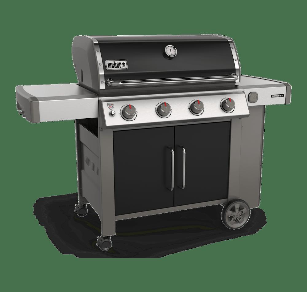 Genesis® II E-415 GBS Gasbarbecue View