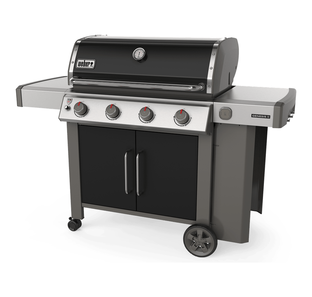 Genesis® II E-415 GBS Gas Grill View