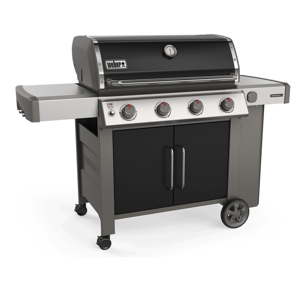 Genesis® II E-415 Gas Barbecue (LPG) View
