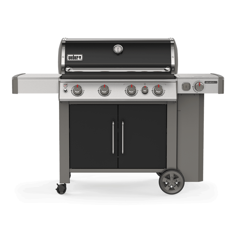 Genesis® II E-435 Gas Grill image number 0