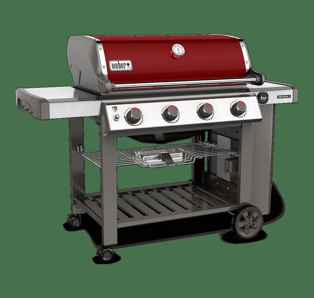 Barbecue à gaz Genesis® II E-410 GBS View