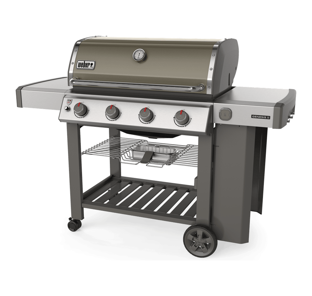 Genesis® II E-410 GBS Gas Barbecue  View
