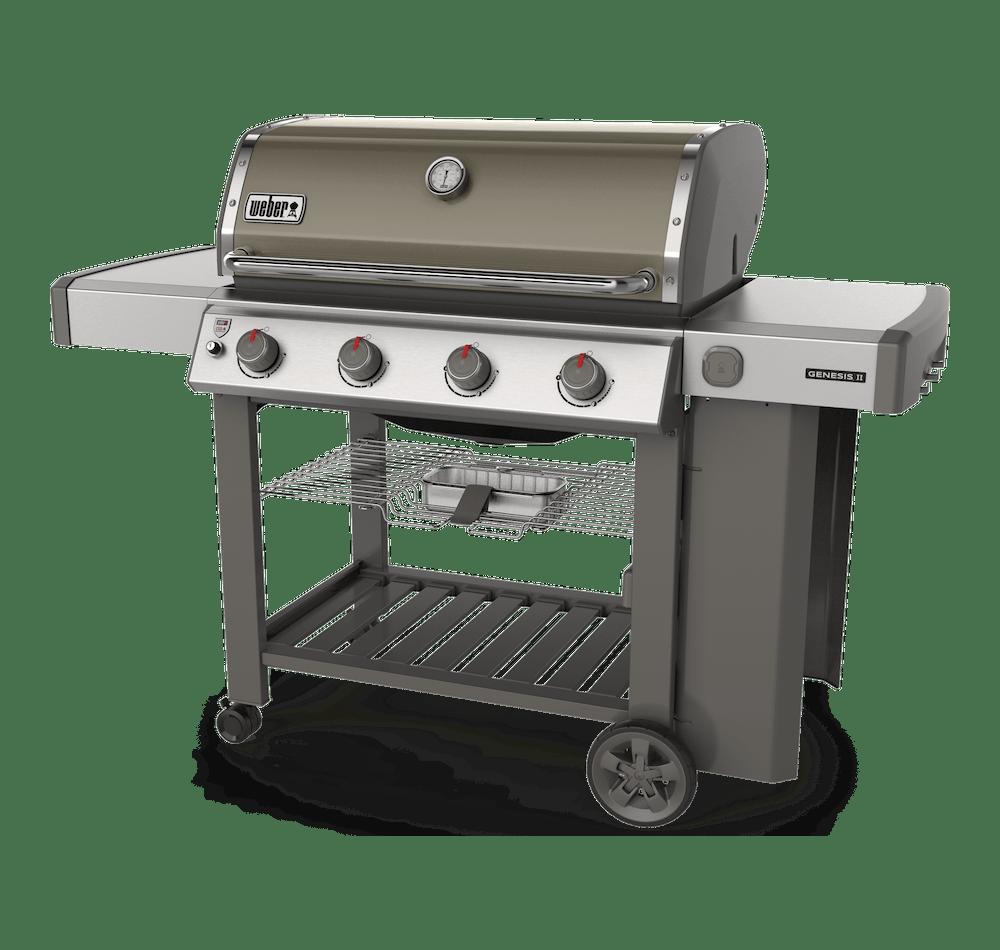 Genesis® II E-410 GBS gasbarbecue  image 2