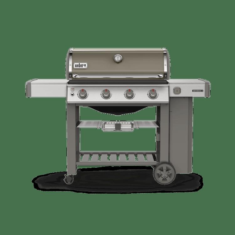 Genesis® II E-410 GBS gasbarbecue