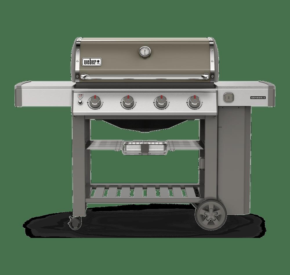 Genesis® II E-410 GBS gasbarbecue  image 1