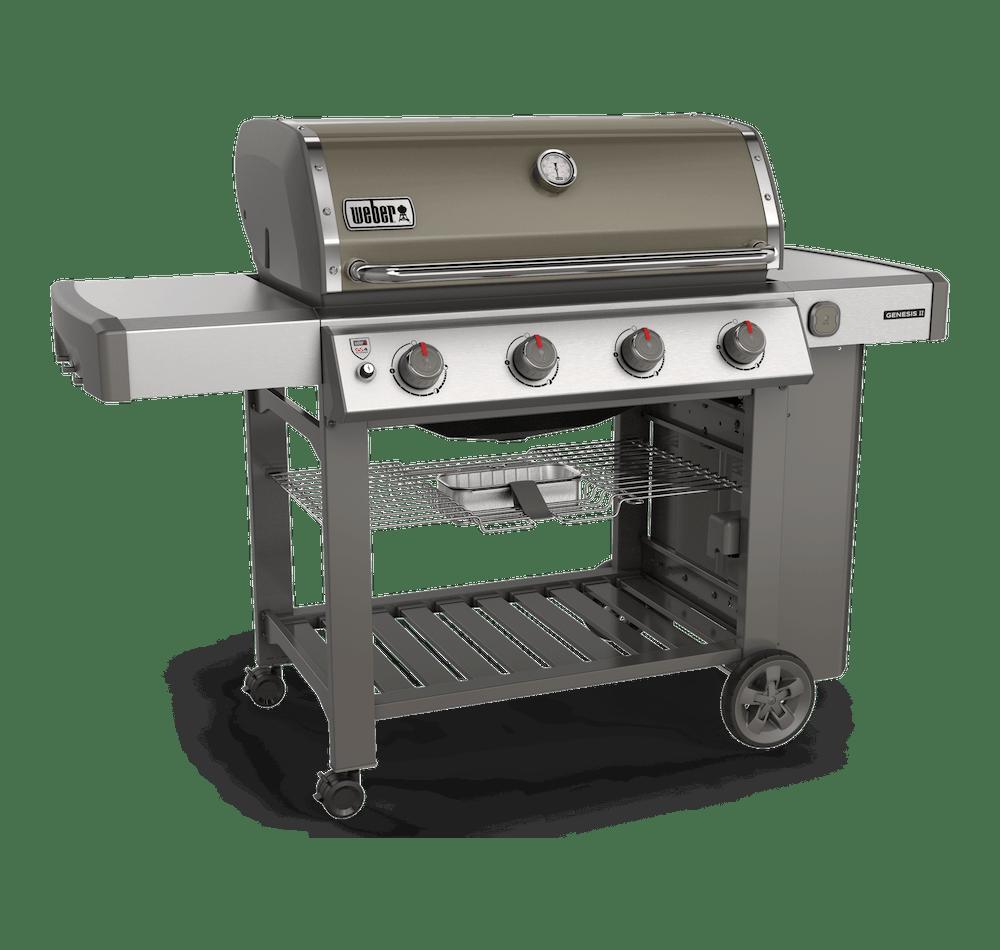 Genesis® II E-410 GBS gasbarbecue  image 3