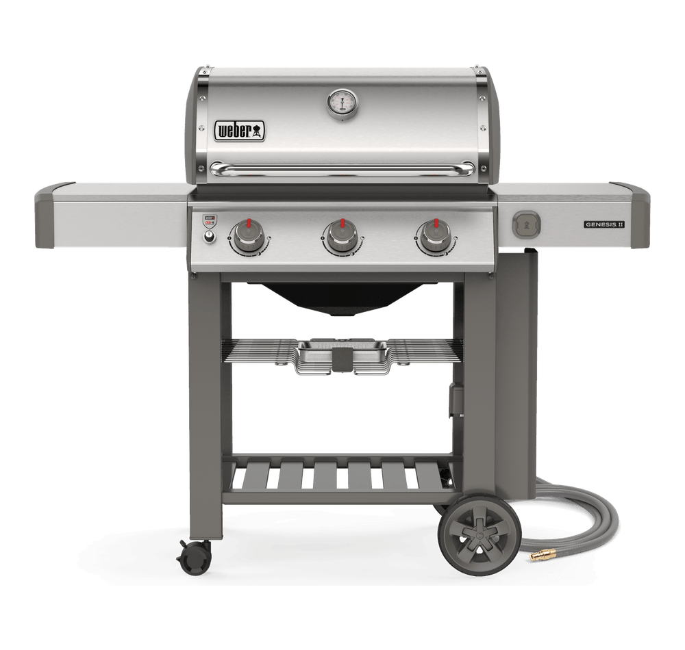 Genesis® II S-310 Gas Grill (Natural Gas) View