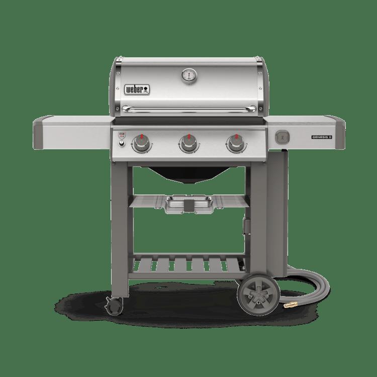 Weber Genesis S 310 >> Genesis® II S-310 Gas Grill (Natural Gas)   Genesis® II ...