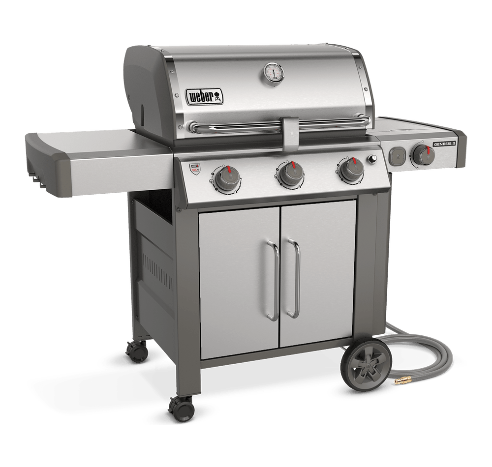 Genesis® II S-355 Gas Barbecue (Natural Gas) View