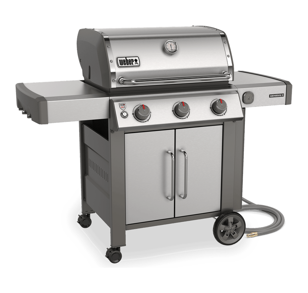 Genesis® II S-315 Gas Barbecue (Natural Gas) View