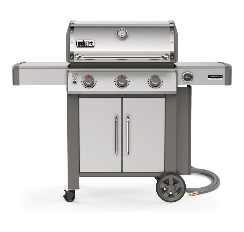Barbecue au gaz Genesisᴹᴰ II CSS-315 (gaz naturel) View