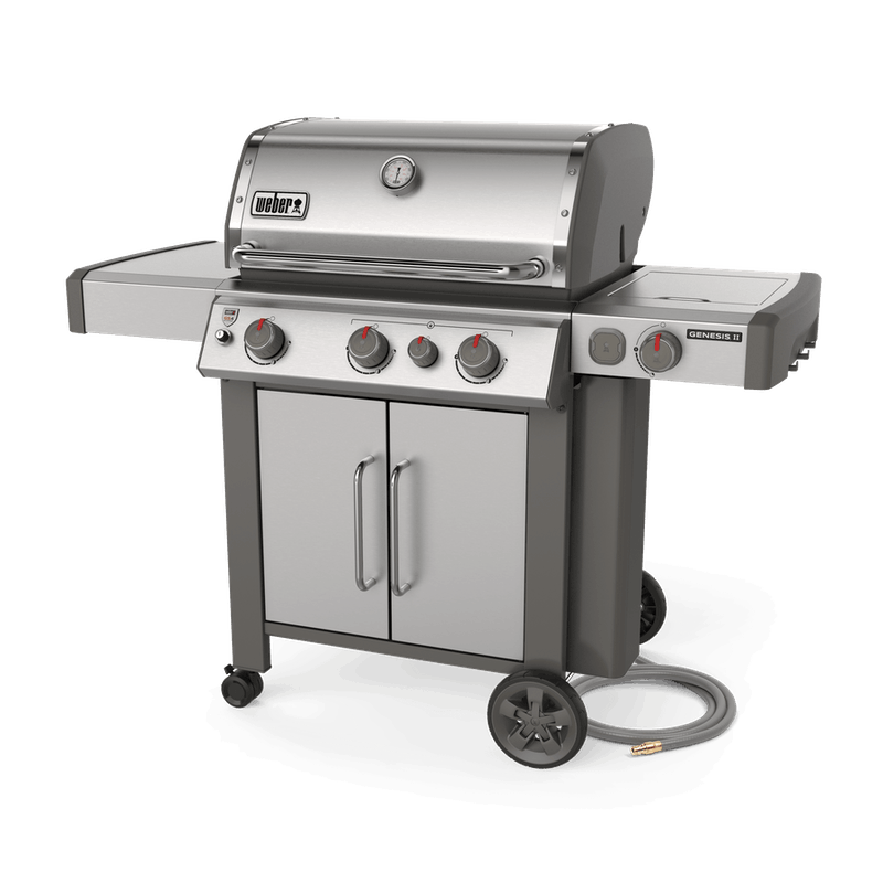 Genesis® II S-335 Gas Grill (Natural Gas) image number 1