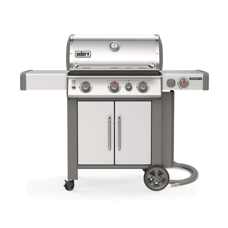 Genesis® II S-335 Gas Grill (Natural Gas) image number 0