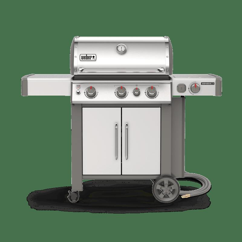 Barbecue au gaz GenesisᴹᴰIIS-335 (gaz naturel) image number 0