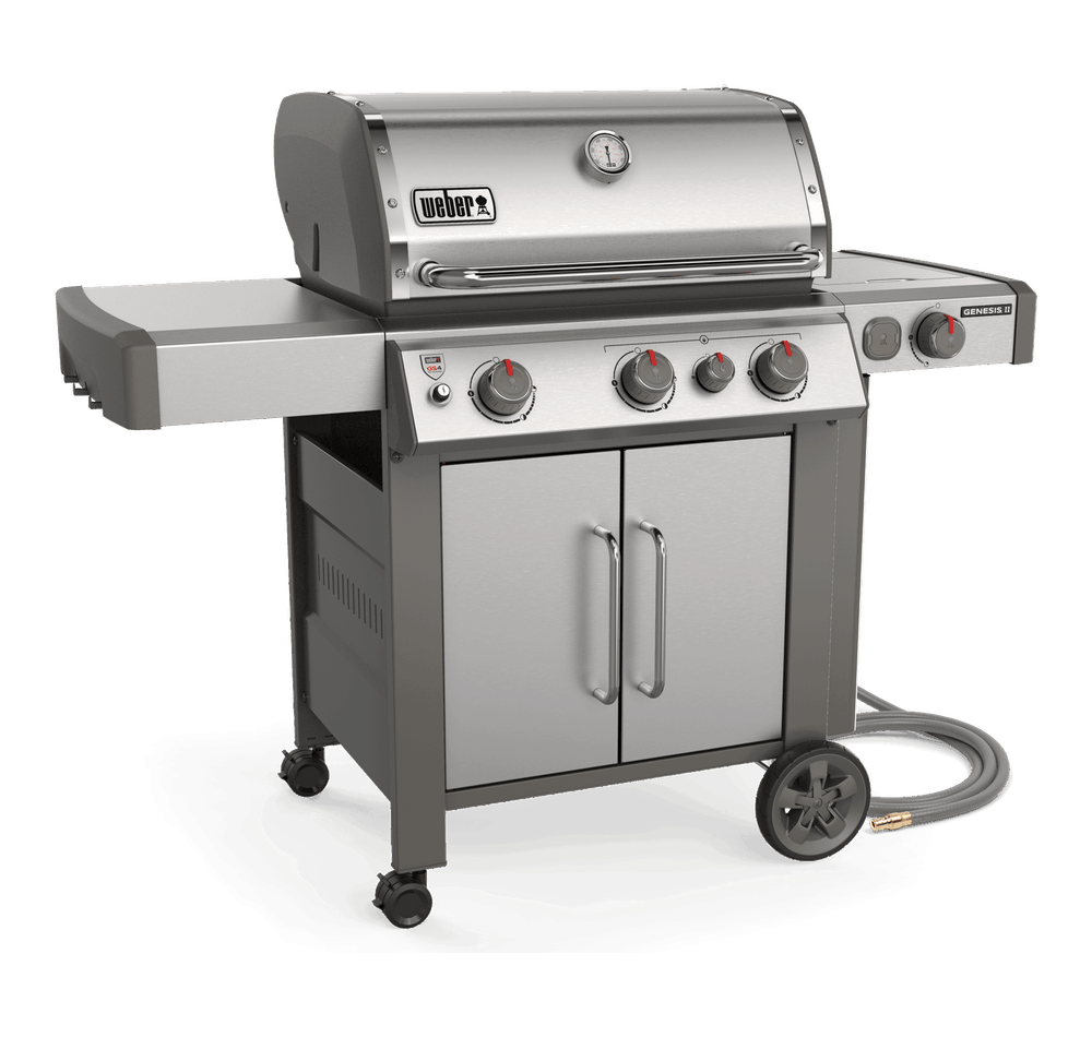 Genesis® II S-335 Gas Grill (Natural Gas) View