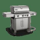 Barbecue au gaz GenesisᴹᴰIIS-335 (gaz naturel) image number 2