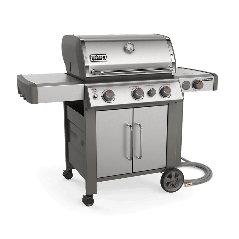 Genesis® II S-335 Gas Grill (Natural Gas) image number 2