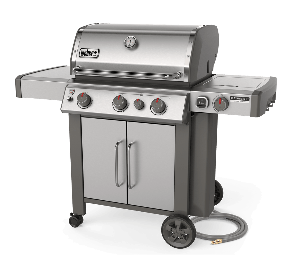 Genesis® II CSS-335 Gas Grill (Natural Gas) View