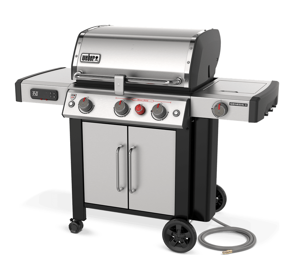 Genesis II SX-335 Smart Grill (Natural Gas) View
