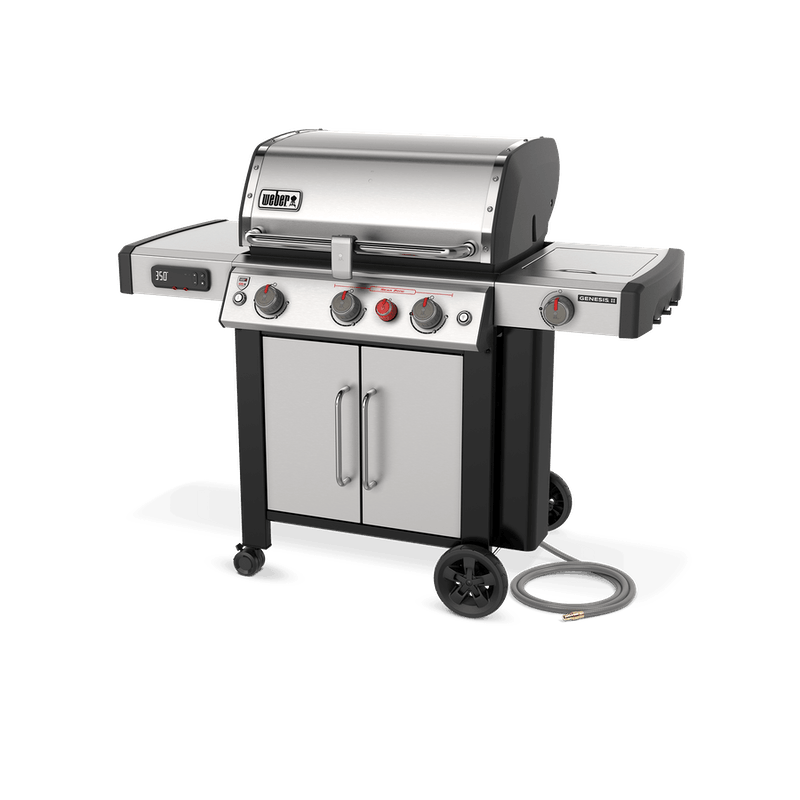 Genesis II SX-335 Smart Grill (Natural Gas) image number 1