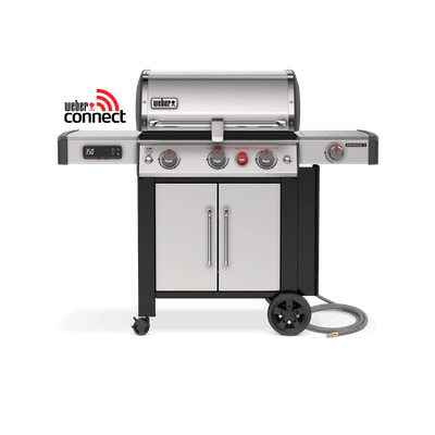 Genesis II SX-335 Smart Grill (Natural Gas)